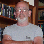 glenn harris author photograph