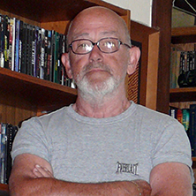 glenn harris author photograph